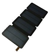 12000mAhbanco de la energía de la batería externa Carga Solar Multisalida Linterna 12000 2000 Carga Solar Multisalida Linterna