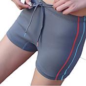 HISEA® 여성의 잠수복 반바지 방수 통기성 보온 착용 가능한 압축 보호하는 LYCRA® 잠수복 반바지-다이빙 봄 여름 가을 겨울 패션