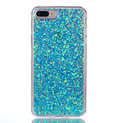 For Apple iPhone 7 Plus 7 Case Cover Shockproof Back Cover Case Glitter Shine Soft Acrylic for iPhone 6s Plus 6 Plus 6 6S 5 5S SE