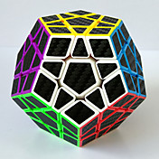 Cubo de rubik Cubo velocidad suave Etiqueta engomada del fregado muelle ajustable Alivia el Estrés Cubos Mágicos Puzzles 3D Juguete