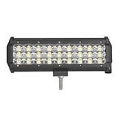 81w- 행 8100lm 홍수 스포트 del fascio led 작업 표시 줄 offroad led lampada 12 v 24 v 캠핑 당 4v 4 4wd led bar