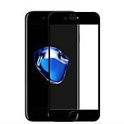 아이폰 7 mocoll ® 플러스 3d 곡선 소프트 테두리 블루 레이 고화질 착용 형 스크래치 방지 지문 휴대 전화 필름