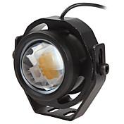 1pcs 1000lm 10w 자동차 drl 독수리 눈 빛 led 안개 조명 낮 실행 빛 역방향 주차 빛 램프 ip67 방수 dc12-32v