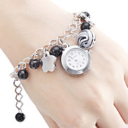 Women's Alloy Analog Quartz Bracelet Watch (Multi-Color) Cool Watches Unique Watches