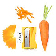 pencil sharpener shape Fruit And Vegetable Peeler