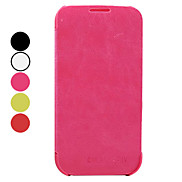 PU Leather Full Body Case with Stand for Samsung Galaxy S4 I9500