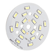 9W 900LM 18x5630SMD 6300K White LED Module (29-32V)