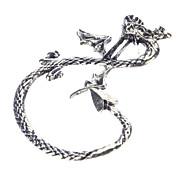 Punk Style Dragon-Shaped Ear Hook Ear Clip Earring * 1
