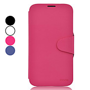 High-end Protective PU Leather Case for Samsung Galaxy Mega 6.3 I9200 (Assorted Colors)