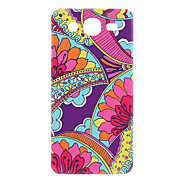 Special Fresco Pattern Hard Case for Samsung Galaxy Mega 5.8 I9152