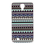 National Minority Style Winter Pattern Hard Case for Samsung Galaxy Mega 6.3 I9200