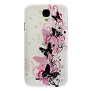 Butterflies Pattern Magical Noctilucent Hard Case for Samsung Galaxy S4 I9500