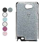 Twinkle Mirror Hard Case for Samsung Galaxy Note I9220 (Assorted Colors)