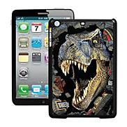 Dinosaur Pattern 3D Effect Case for iPad Mini