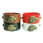 Eruner®Vintage Eagle Leather Bracelet (Assorted Color)