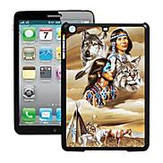 Nomads Pattern 3D Effect Case for iPad mini 3, iPad mini 2, iPad mini