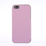 Deluxe Palace Embossed Leather Case for iPhone 5