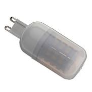 3W G9 LED Mais-Birnen T 48 SMD 3528 175 lm Warmes Weiß AC 110-130 / AC 220-240 V