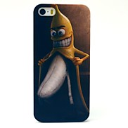 Banana Boy Pattern Hard Case for iPhone 5/5S
