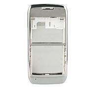 cas un logement de remplacement pour Nokia E71 (blanc)