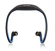 громкой шумоподавления спортивный MP3-плеер с 1 Гб памяти (черно-синий)