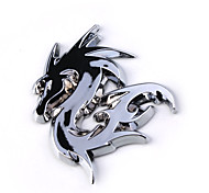 Car Chrome Emblem Badge Sticker - Sport