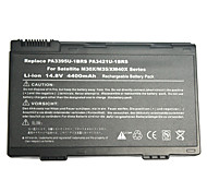 Battery for Toshiba Satellite M30X M40X M30X-S M35X-S PA3395U-1BRS PA3421U-1BRS