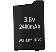 Rechargeable Battery Pack for Sony PSP 3000 (2400mAh)