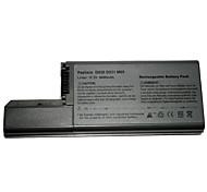 Akku für Dell Latitude D820 D830 D531 df192 df230 df249 gx047 cf623 cf704 cf711 xd735 xd739 yd624 yd626