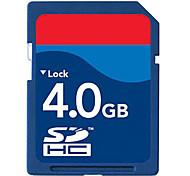 4GB OEM SDHC Memory Card