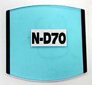 Emora Premium LCD Screen Panel Protector for Nikon D70
