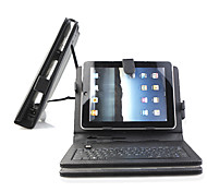 Keyboard With Folding Leather Case for 10 Inch Tablet PC