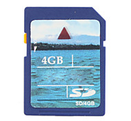 4GB SD Memory Card