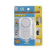Home Security Alarm /Wireless Sensor Door Window Entry Burglar Alarm Bell