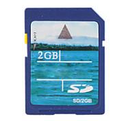 2GB SD Memory Card