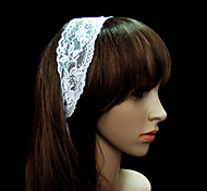 Women's Lace Headpiece - Special Occasion/Casual/Office & Career/Outdoor Headbands