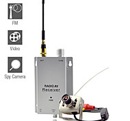 Wireless Camera Transmitter + Receiver Set