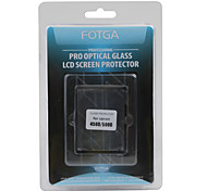 Fotga Premium LCD Screen Panel Protector Glass for Canon EOS 450D/500D