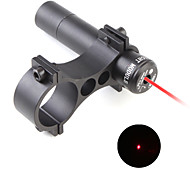5mW Red Laser Aimer with Portable Gun Mount