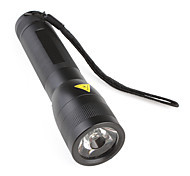 LED Flashlights/Torch / Handheld Flashlights/Torch LED 1 Mode 210 Lumens Others 10440 / AAA Others , Black Aluminum alloy