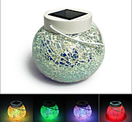 Solar LED Sun Jar(CIS-18095)