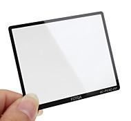 FOTGA Prêmio Tela LCD Panel Protector de vidro para Olympus E-P1/E-P2