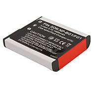 1400mAh Camera Battery NP-BG1/FG1 for SONY DSC-W30 DSC-W35, DSC-W40 and More