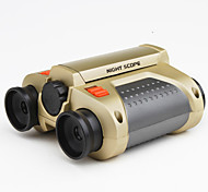 Night Scope 4x 30mm Binoculars With Pop-Up Light