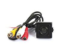 quadrate mini câmera com CCD Sony + suporte de instalação livre