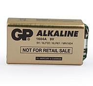 1604A 9V High Capacity Alkaline Battery - 6LF22