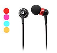 Big Earbud Style Earphones (Assorted Colors)