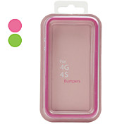 Protective Bumper Case Frame for iPhone 4, 4S