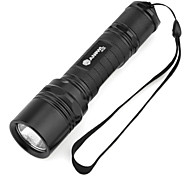 ANOWL ak25 Cree XP-G R5 LED Flashlight (320lm, 1x18650)