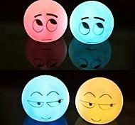 Neuheit Expression Design Farbwechsel Stimmung Nachtlicht